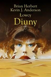Okładka książki Łowcy Diuny
