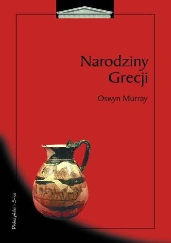 Okładka książki Narodziny Grecji
