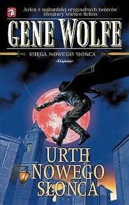Okładka książki Urth Nowego Słońca