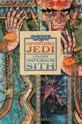 Okładka książki Upadek Imperium Sith