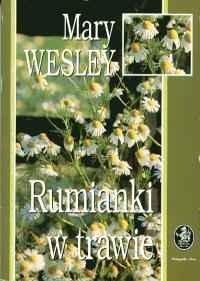 Okładka książki Rumianki w trawie