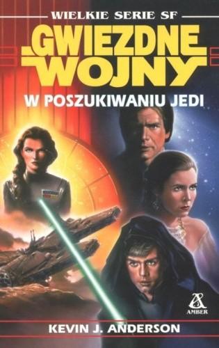 Okładka książki W poszukiwaniu Jedi
