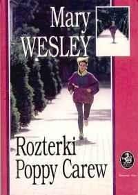 Okładka książki Rozterki Poppy Carew