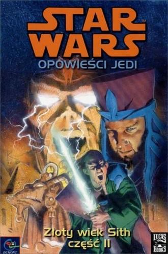 Okładka książki Złoty wiek Sith 2