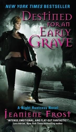 Okładka książki Destined for an Early Grave