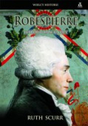 Okładka książki Robespierre. Terror w imię cnoty