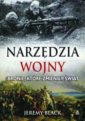 Okładka książki Narzędzia wojny