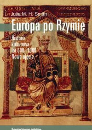 Okładka książki Europa po Rzymie