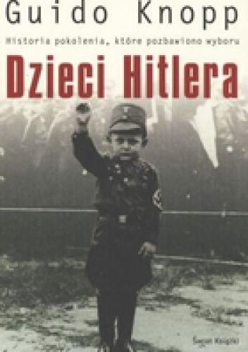 Okładka książki Dzieci Hitlera