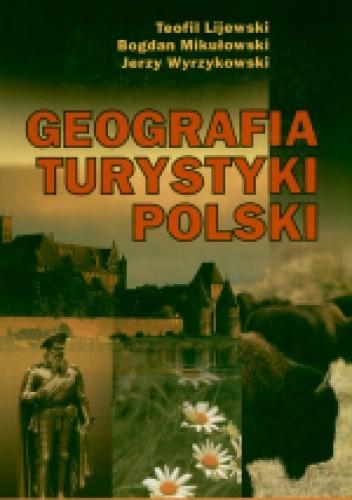Okładka książki Geografia turystyki Polski/op.m./
