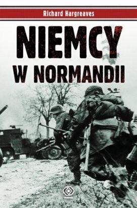 Okładka książki Niemcy w Normandii