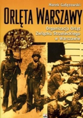 Okładka książki Orlęta Warszawy