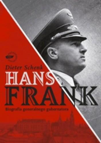 Okładka książki Hans Frank