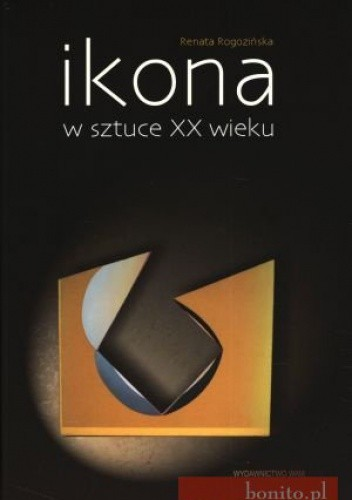 Okładka książki Ikona w sztuce XX wieku + Cd
