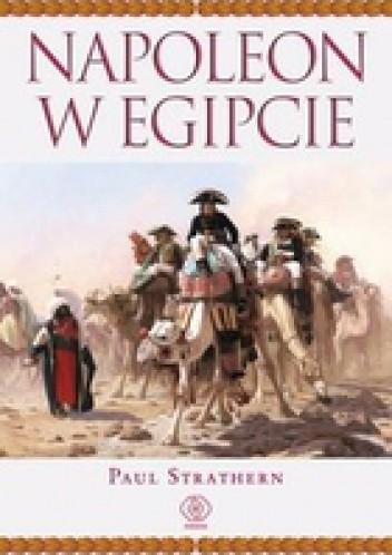 Okładka książki Napoleon w Egipcie.