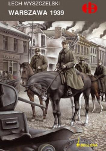 Okładka książki Warszawa 1939