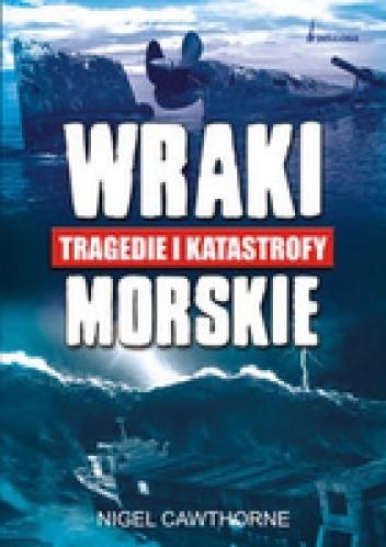 Okładka książki Wraki morskie