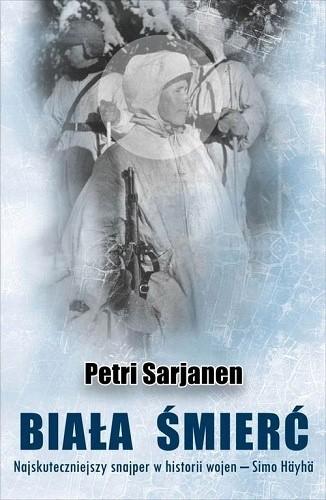 Okładka książki Biała Śmierć