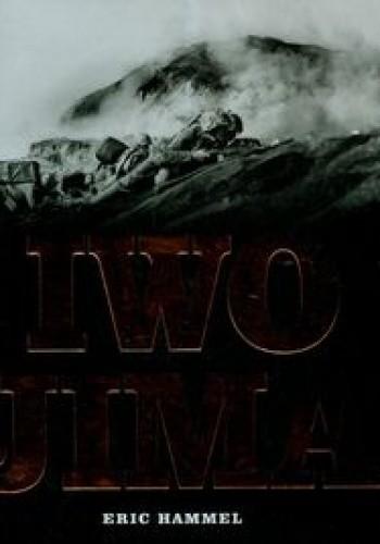 Okładka książki Iwo Jima