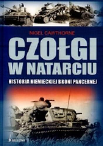 Okładka książki Czołgi w natarciu