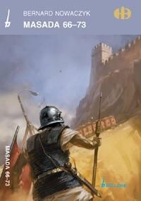 Okładka książki Masada 66-73