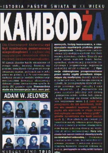 Okładka książki Kambodża