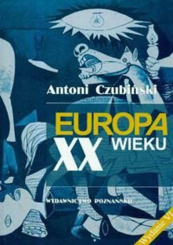 Okładka książki Europa XX wieku