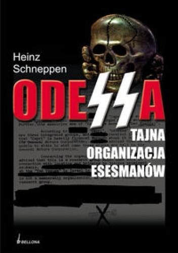 Okładka książki Odessa - tajna organizacja esesmanów
