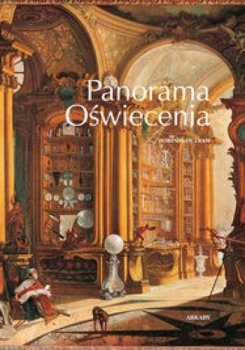 Okładka książki Panorama Oświecenia