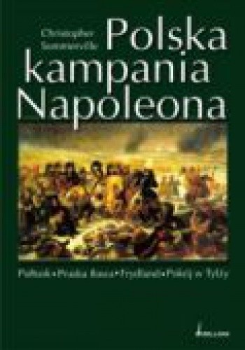 Okładka książki Polska kampania Napoleona