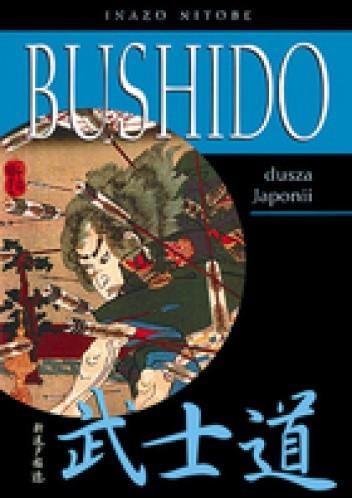 Okładka książki Bushido dusza Japonii