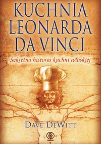 Okładka książki Kuchnia Leonarda da Vinci