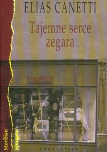 Okładka książki Tajemne serce zegara