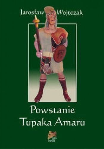 Okładka książki Powstanie Tupaka Amaru