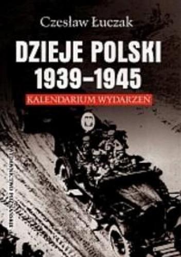 Okładka książki Dzieje Polski 1939-1945