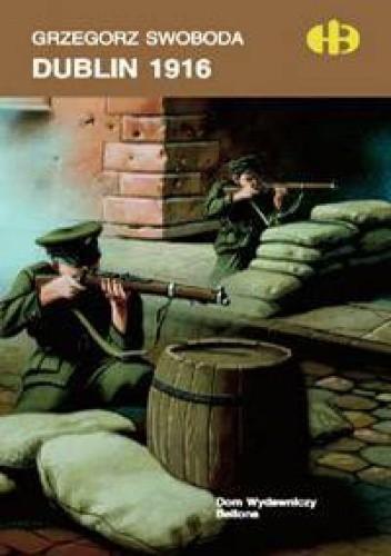 Okładka książki Dublin 1916