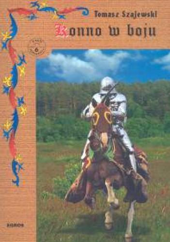 Okładka książki Konno w boju