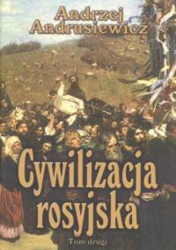 Okładka książki Cywilizacja rosyjska T 2