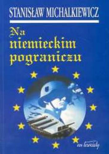 Okładka książki Na niemieckim pograniczu