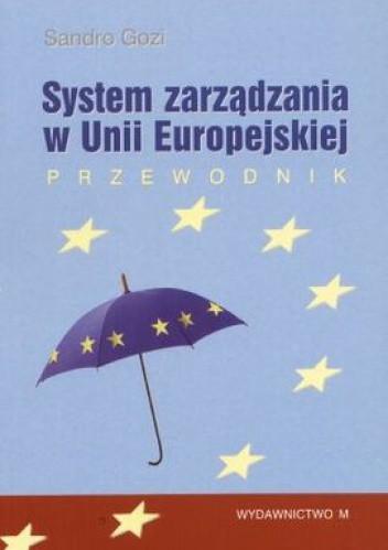 Okładka książki System zarządzania w Unii Europejskiej