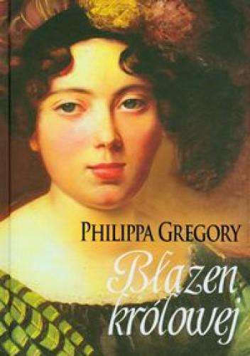 Okładka książki Błazen królowej