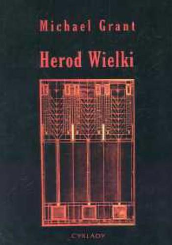 Okładka książki Herod Wielki
