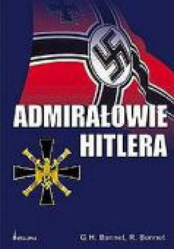 Okładka książki Admirałowie Hitlera