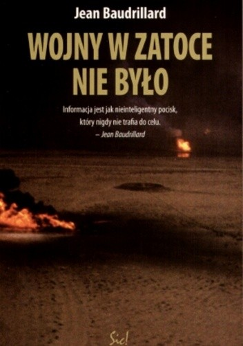 Okładka książki Wojny w zatoce nie było