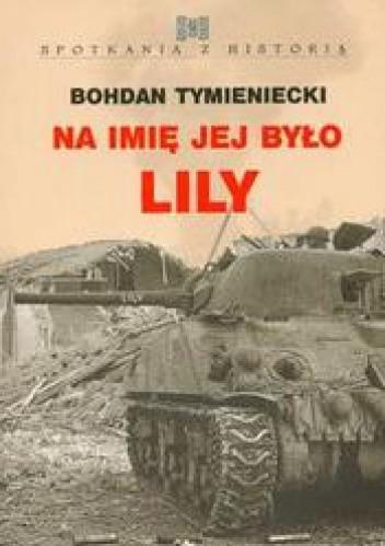 Okładka książki Na imię jej było Lily
