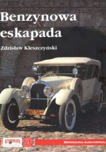 Okładka książki Benzynowa eskapada