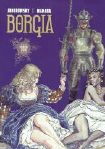 Okładka książki Borgia: Płomienie stosu