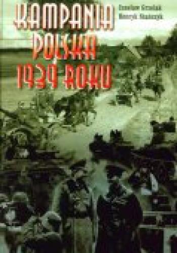 Okładka książki Kampania Polska 1939 roku
