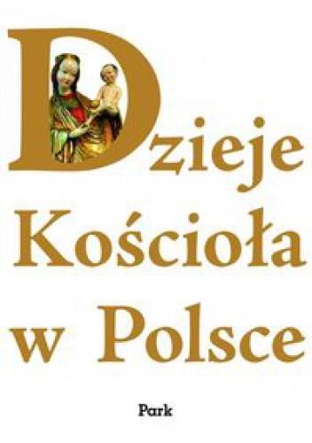 Okładka książki Dzieje Kościoła w Polsce
