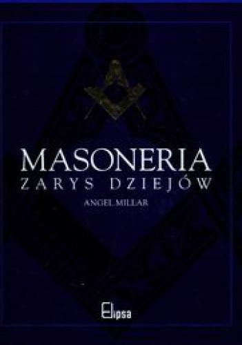 Okładka książki Masoneria zarys dziejów